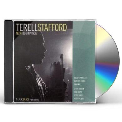 Terell Stafford NEW BEGINNINGS CD