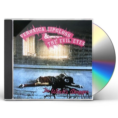 Veronica Lipgloss WITCH'S DAGGER CD