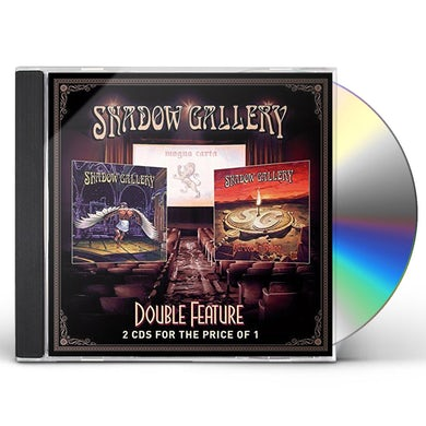 SHADOW GALLERY: DOUBLE FEATURE CD