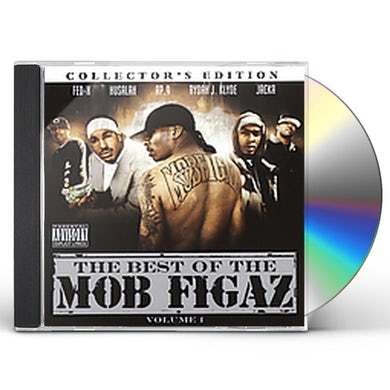 MAC DRE PRESENTS: BEST OF MOB FIGAZ 1 CD