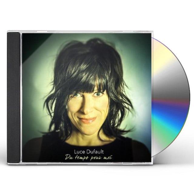 Luce Dufault DU TEMPS POUR MOI CD