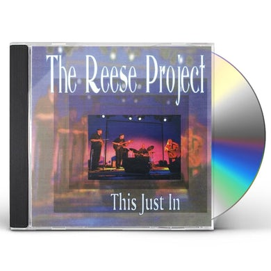 Reese Project THIS JUST IN CD