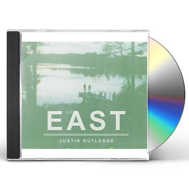 Justin Rutledge EAST CD