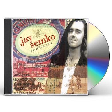 Jay Semko REDBERRY CD