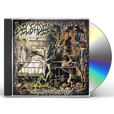 Deceased SURREAL OVERDOSE CD