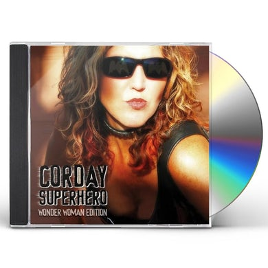 Corday SUPERHERO WONDER WOMAN EDITION CD