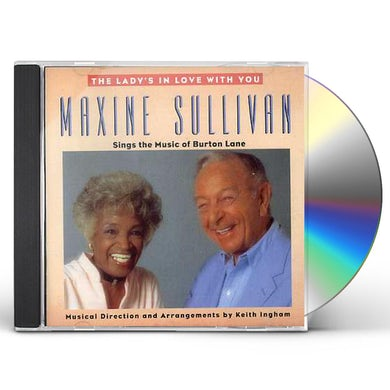 Maxine Sullivan LADY'S IN LOVE WITH YOU CD