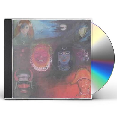 King Crimson IN THE WAKE OF POSEIDON: 30TH ANNIVERSARY EDITION CD