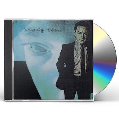 Robert Fripp EXPOSURE CD