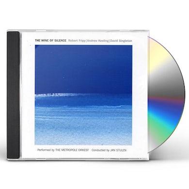 Robert Fripp WINE OF SILENCE CD