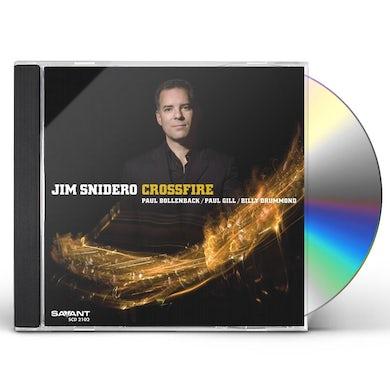 Jim Snidero CROSSFIRE CD