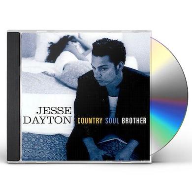 Jesse Dayton COUNTRY SOUL BROTHER CD