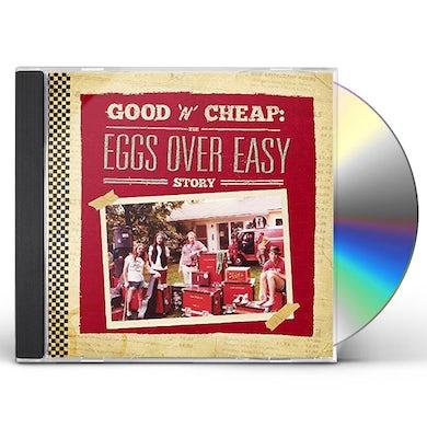 GOOD N CHEAP: THE EGGS OVER EASY STORY CD