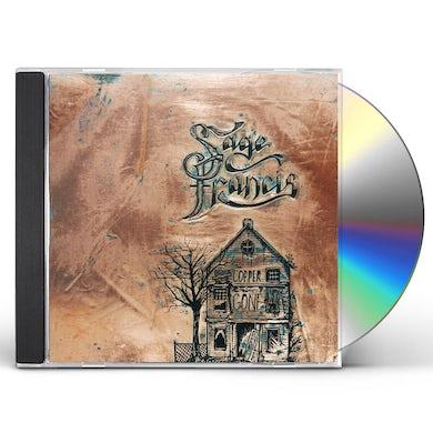 Sage Francis COPPER GONE CD