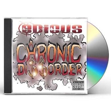 Odious CHRONIC DISSORDER CD