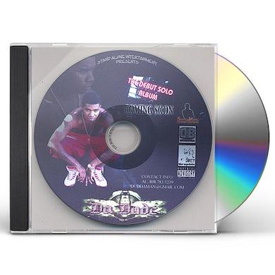 Da Dude ON A MISSION-MIXTAPE CD