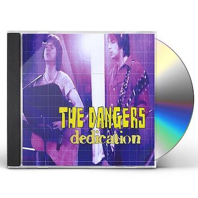 Dangers DEDICATION CD
