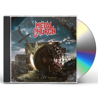 Metal Church From The Vault CD