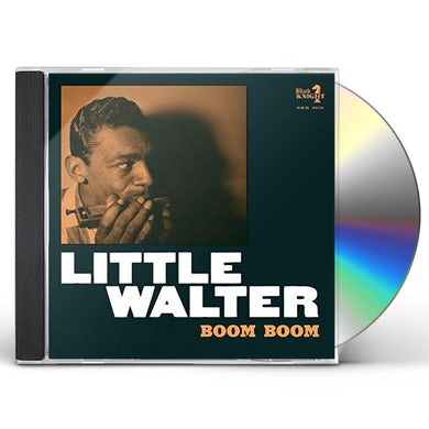 Little Walter BOOM BOOM CD