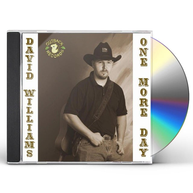 David Williams ONE MORE DAY CD
