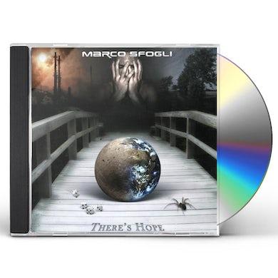 Marco Sfogli THERES HOPE CD