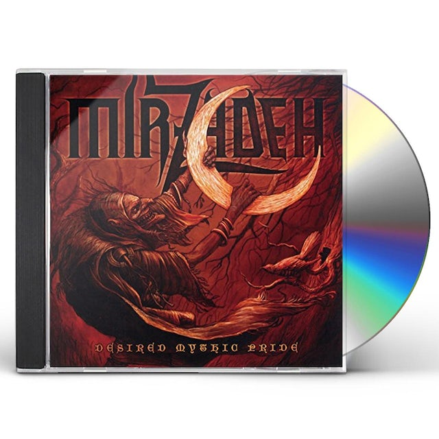 Mirzadeh DESIRED MYTHIC PRIDE CD