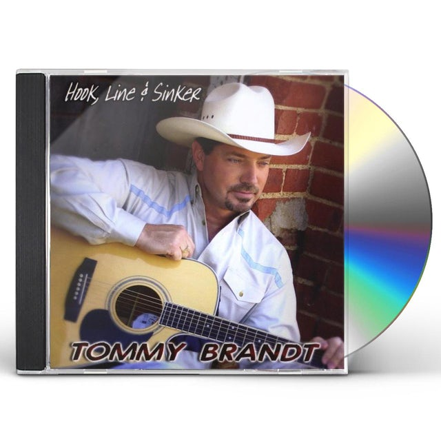 Tommy Brandt HOOK LINE & SINKER CD