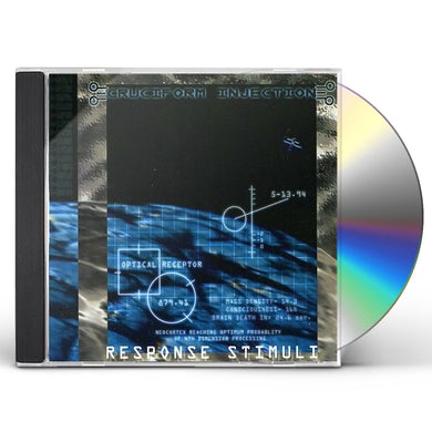 Cruciform Injection RESPONSE STIMULI CD