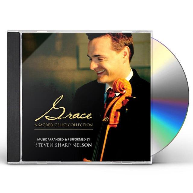 Steven Sharp Nelson GRACE: A SACRED CELLO COLLECTION CD