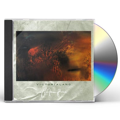 Cocteau Twins VICTORIALAND CD