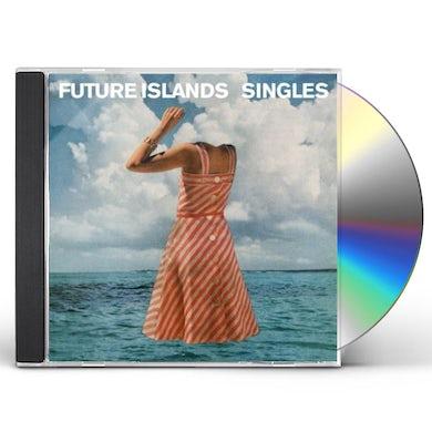Future Islands SINGLES CD