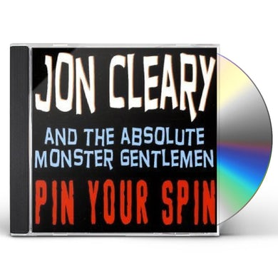 Jon Cleary PIN YOUR SPIN CD