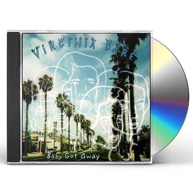 Virginia Dare BABY GOT AWAY CD