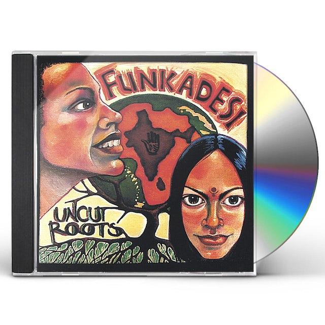 Funkadesi UNCUT ROOTS CD