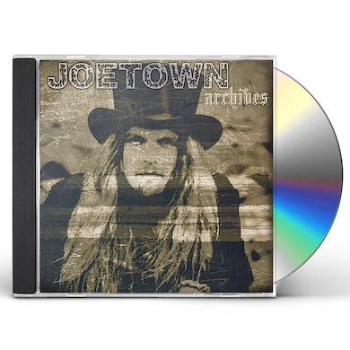 Joetown ARCHIVES CD