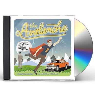 Sufjan Stevens AVALANCHE: OUTTAKES & EXTRAS FROM ILLINOIS ALBUM CD