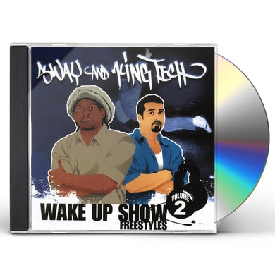 Sway & King Tech WAKE UP SHOW FREESTYLES 2 CD