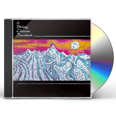 String Cheese Incident LIVE CD
