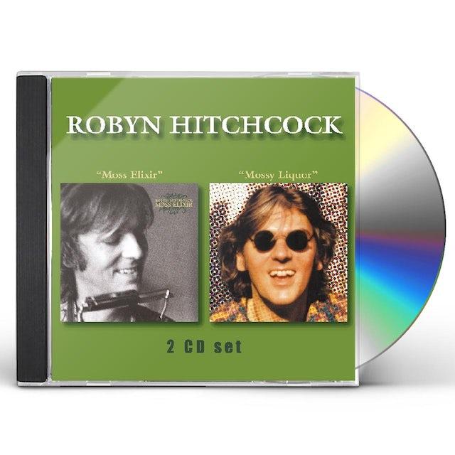 Robyn Hitchcock MOSS ELIXIR / MOSSY LIQUOR CD
