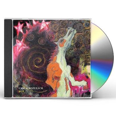 Carla Bozulich BOY CD