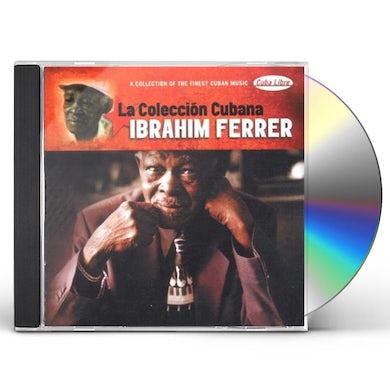 IBRAHIM FERRER COLLECCION CUBANA CD
