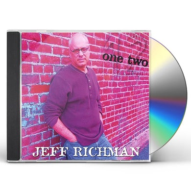 Jeff Richman ONE TWO CD