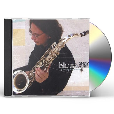 Andy Suzuki BLUE PERSPECTIVE CD