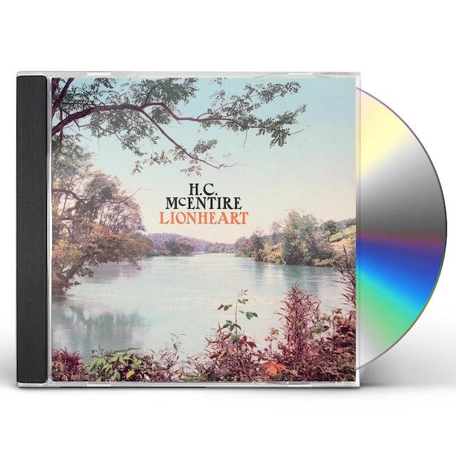 H.C. Mcentire LIONHEART CD
