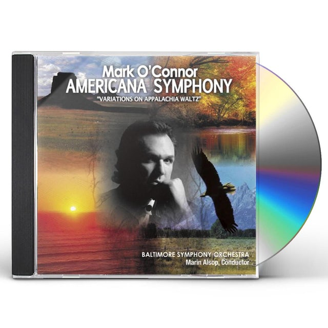 Mark O'Connor AMERICANA SYMPHONY CD