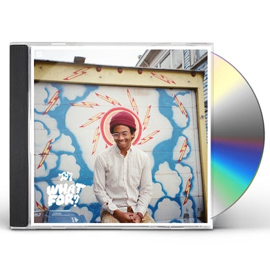 Toro Y Moi WHAT FOR CD