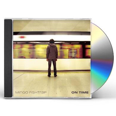 Mingo Fishtrap ON TIME CD