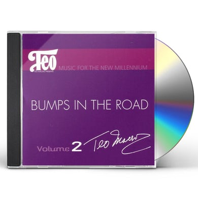 Teo Macero BUMPS IN THE ROAD CD