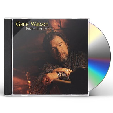 Gene Watson FROM THE HEART CD