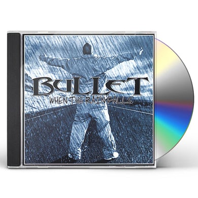 Bullet WHEN THE RAIN FALLS CD